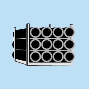 Транспортировка и хранение полиэтиленовых труб