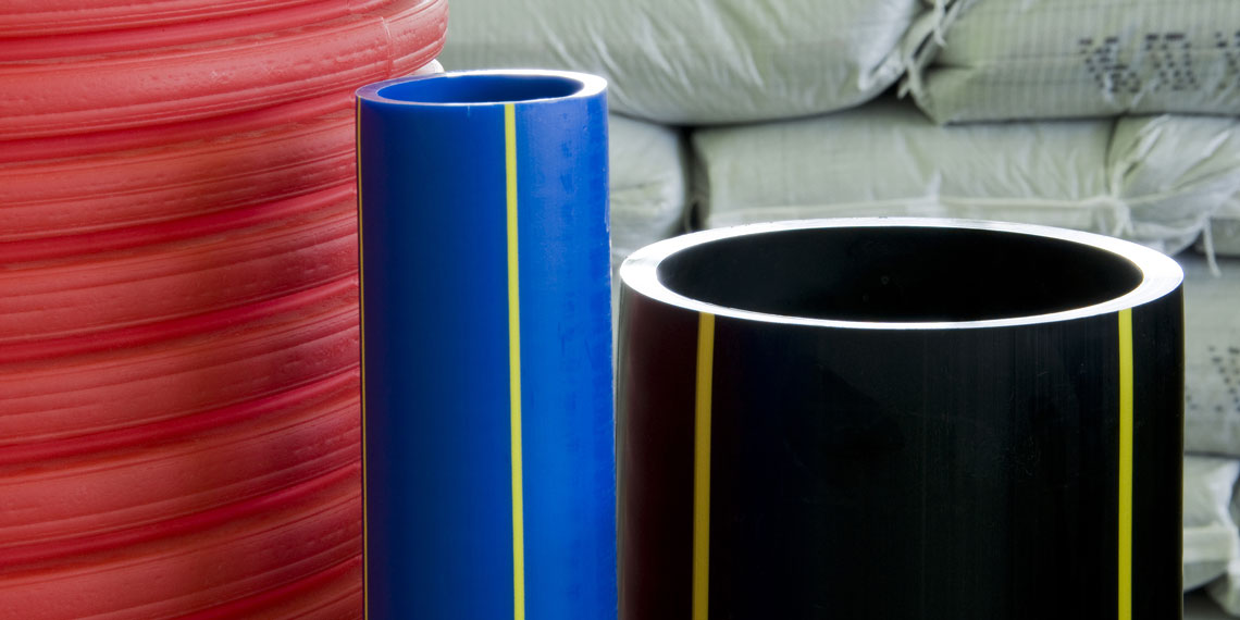 Обозначение пластиковых труб