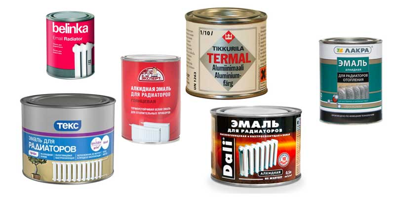 Можно ли красить горячие трубы отопления в квартире