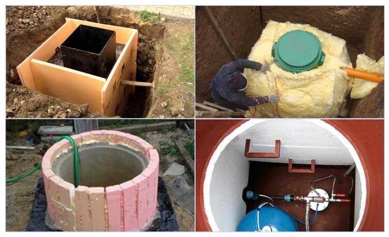 Консервация скважины на воду
