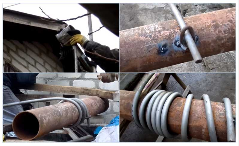 Способы гибки стальной трубы
