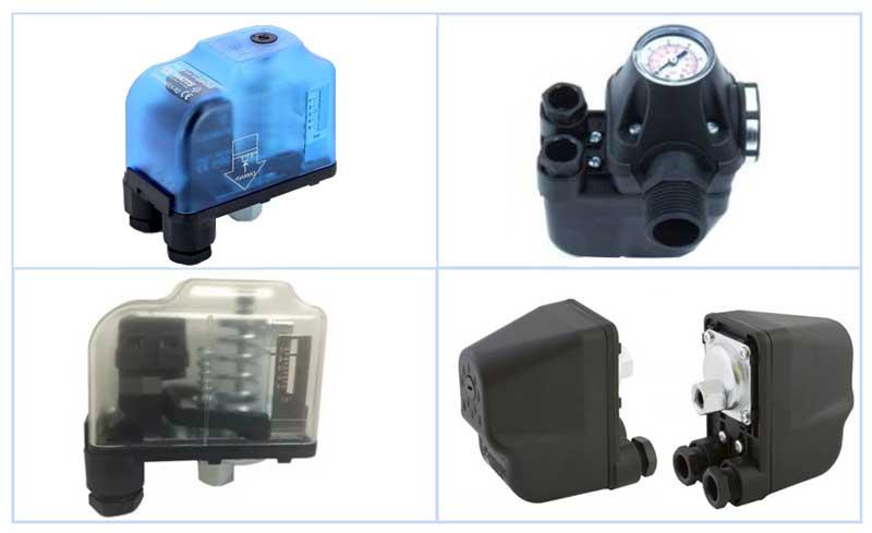 Реле давления для систем водоснабжения