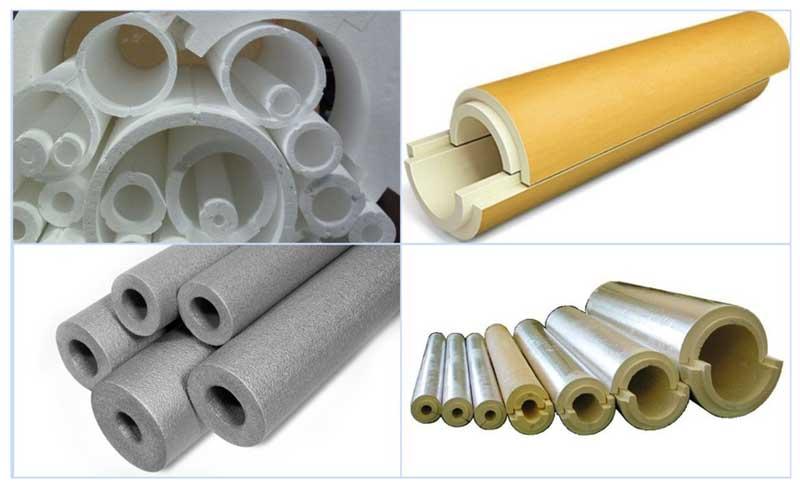 Теплоизоляционные материалы для скважины