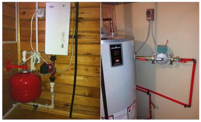 Насос для системы отопления