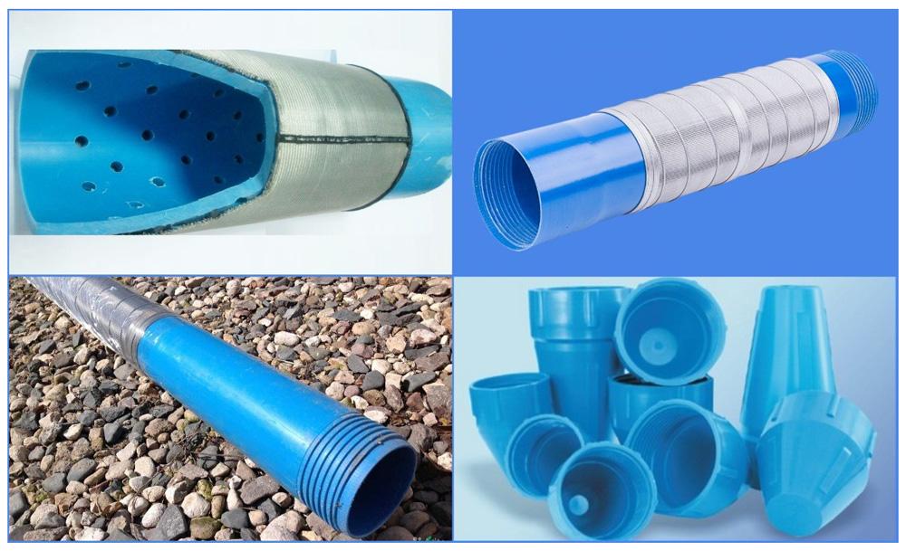 Фильтры для скважин из НПВХ труб