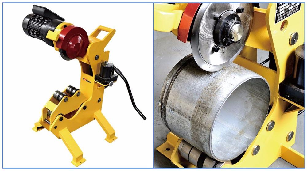 Гидравлический труборез для стальных труб