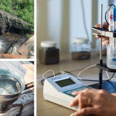 Анализ воды из скважины или колодца