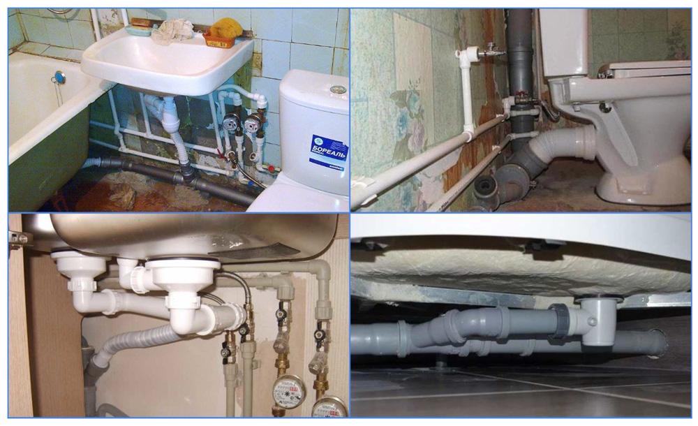 Как устранить запах в канализации в частном доме