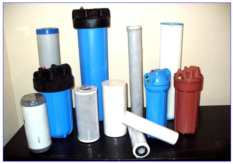 Фильтры для очистки воды из скважины от железа