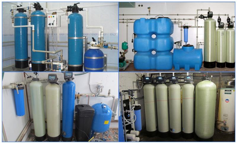 Оборудование для обезжелезивания воды в индивидуальных домах