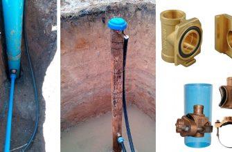 Адаптер для скважины - преимущества и недостатки использования, монтаж