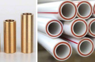 1/2 дюйма труба в мм - стальная и пластиковая труба и их отличия.