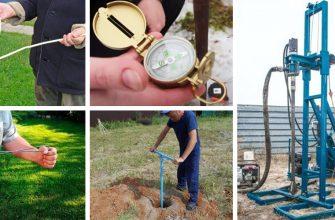 Как найти воду на участке для скважины - народные и научные способы.