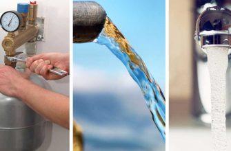 Как увеличить давление воды в частном доме из водопровода.