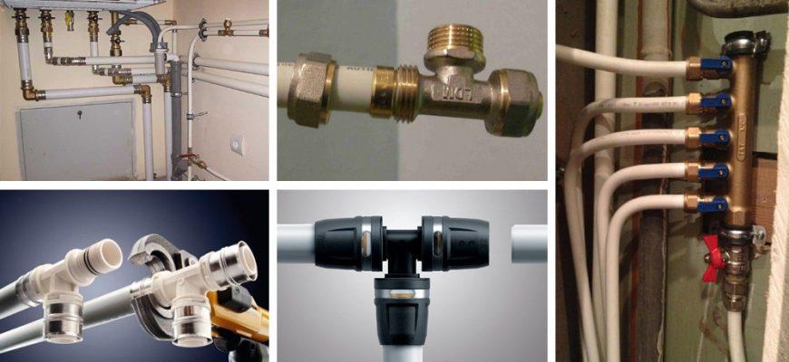 Монтаж металлопластиковых труб - самая полная инструкция в рунете.