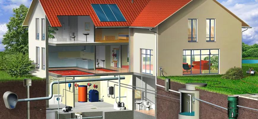Как выбрать тепловой насос для отопления частного дома