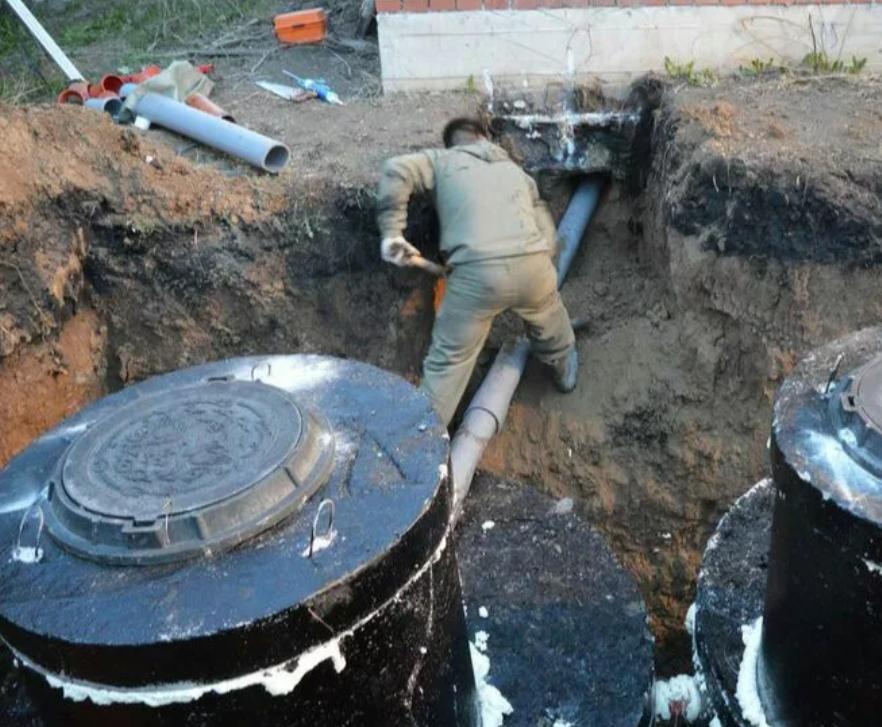 Как сделать септик из бетонных колец своими руками