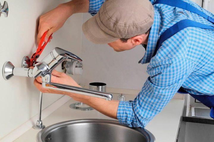 Как отремонтировать шаровый кран на кухне, если он капает