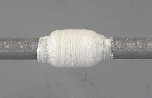 Как устранить свищ в водопроводной трубе в домашних условиях